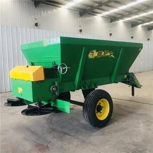 农业大型撒肥机撒肥车,全自动肥料抛撒机