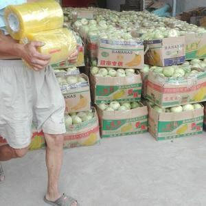 绿宝甜瓜含糖度高口味鲜甜脆,个头0.5公斤左右,甜瓜之精...