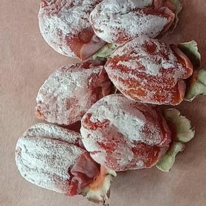 富平柿饼以独特的地理位置和传统的加工手法,以色,味成为世...