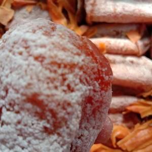 富平特产霜降柿饼