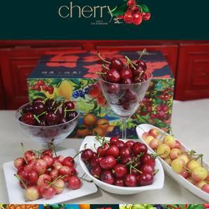 大连樱桃品牌代理,品种:砂蜜豆和美早。精选优质大果,品牌...