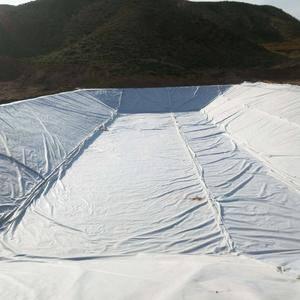 泥鳅螃蟹养殖用防渗膜复合土工膜