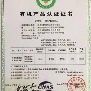 100%陕西汉中洋县  有机  菜籽油