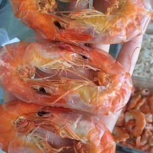 新出炉的烤虾干,质量让你看得见,味道让你食欲大增