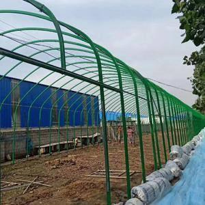 天津大棚管及配件实体厂家生产加工设计安装一站式服务,18...