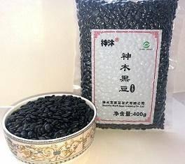 神木连枷条黑豆是国家地标产品,也是神木市黑豆豆业有限公司...