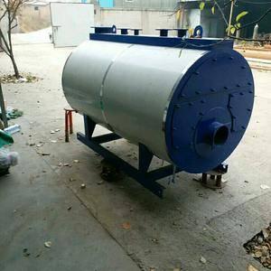 卧式燃油燃气锅炉供暖面积3000平米以上适合各种温室大棚...