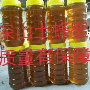 野生中蜂蜜,每斤50元,巢蜜60元一斤,无添加无药物残留...