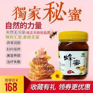 野生中华土蜂蜜农产品批发