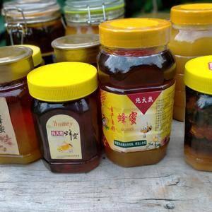 四川凉山百花土蜂蜜,41以上成熟蜜,欢迎放心购买,量大优...
