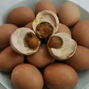 蓟州特产,流油麻酱鸡蛋这里是生产商